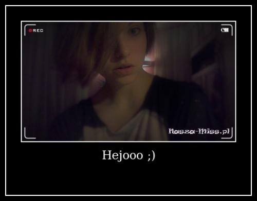 Hejooo ;)